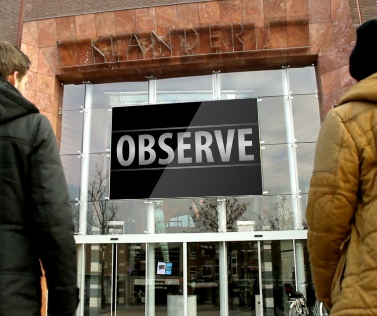 Project Observe