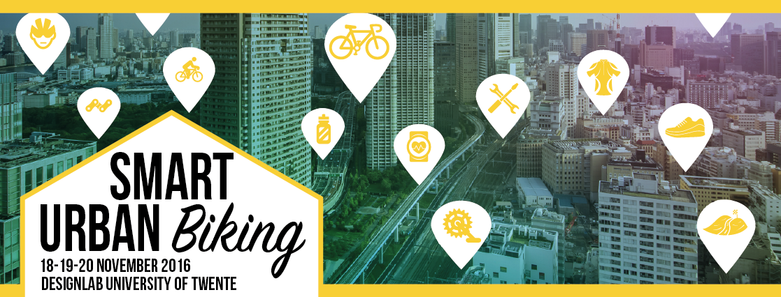 Uitnodiging Creathon Smart Urban Biking